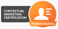 HubSpot Contextual Marketinng Certification