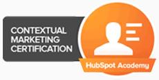 HubSpot Contextual Marketinng Certification