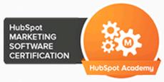 HubSpot Marketing Software Certification