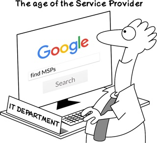 The Age of The Service Provider